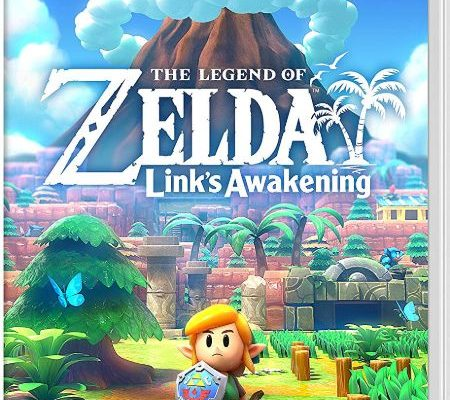 Zelda Links Awakening Remake
