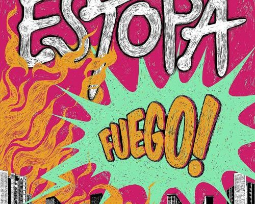 ESTOPA - Fuego - Edición Especial (2CDs + poster firmado serigrafiado)